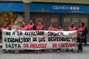 CGT apoya al comité de Caprabo tiendas de Barcelona ante la pérdida de garantías y condiciones laborales que provoca la subrogación del personal de tiendas de Caprabo a centros franquiciados