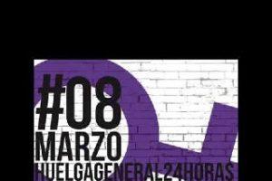 [Vídeo] Huelga General del 8 de Marzo