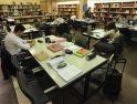 La biblioteca Rafalafena de Castelló está al límite