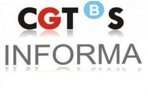 CGT-BS INFORMA, MARZO 2019