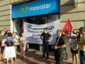 Nueva huelga de 24 horas en los Servicios Movistar y concentración en València