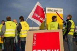 ALEMANIA   Huelgas de trabajadores y trabajadoras de Amazon