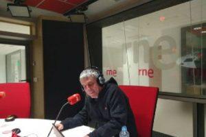 Entrevista a Tomás Rodríguez en Gente Despierta (RNE)