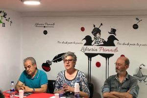 Presentación de la revista Libre Pensamiento en Valencia