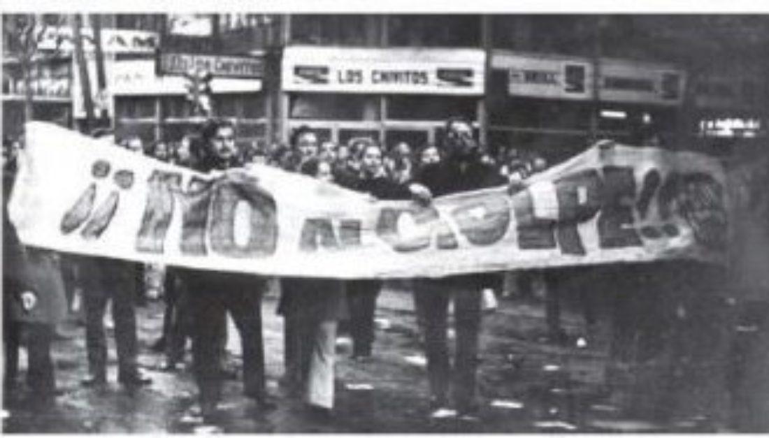 URUGUAY   23 de junio de 1973: Golpe de Estado