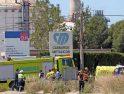 A primera hora de la mañana del viernes 31 de mayo de 2019 un trabajador ha muerto en Tarragona