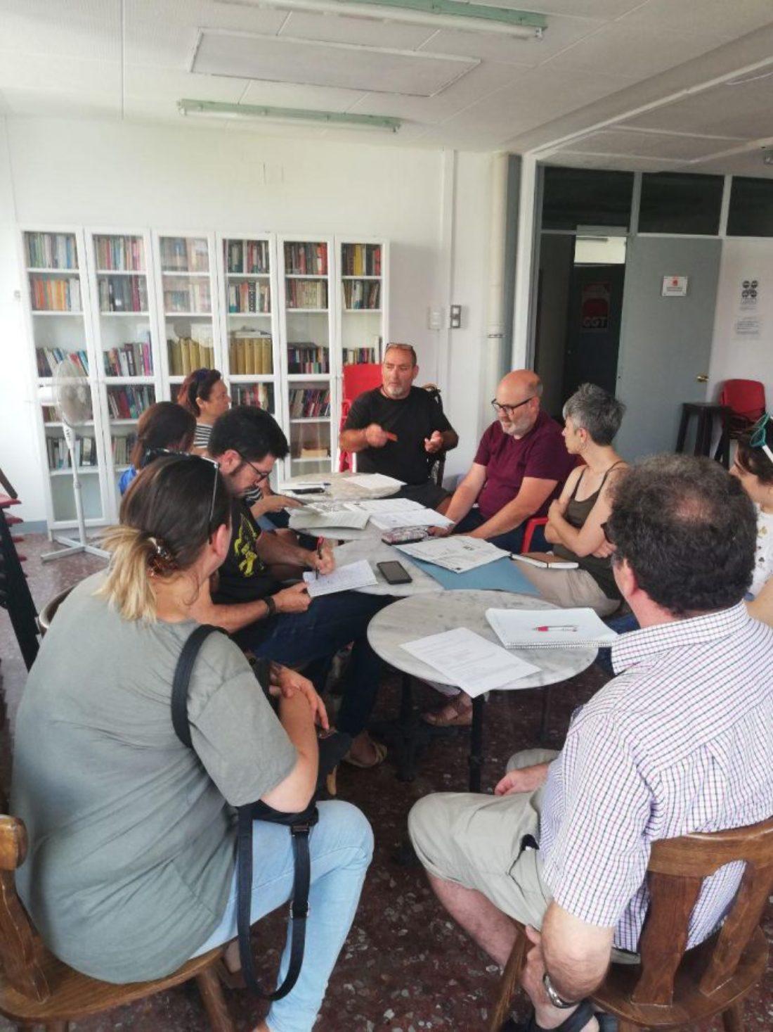 La CGT en Marcha: Actos en Valencia