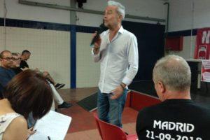 Realizado Curso de Formación Sindical en Valencia