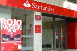 Concentración contra una nueva agresión laboral del Banco Santander