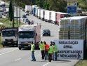 PORTUGAL | Moción de solidaridad con la lucha de los transportistas en Portugal