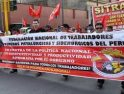PERÚ | Solidaridad con la huelga minera