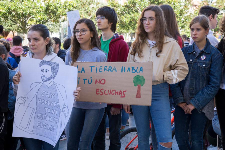 Protesta histórica por el clima - Imagen-7