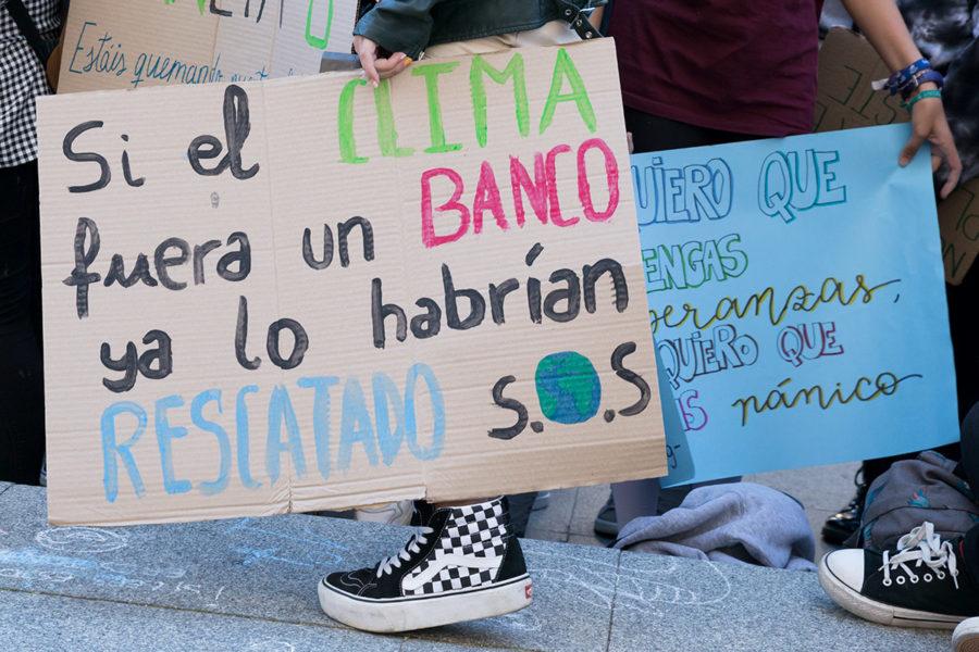 Protesta histórica por el clima - Imagen-8