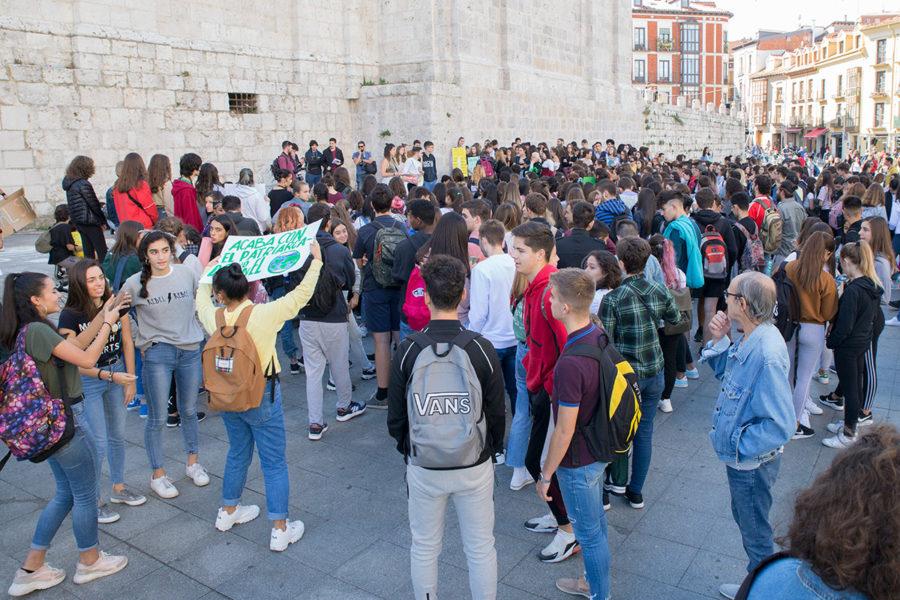 Protesta histórica por el clima - Imagen-12