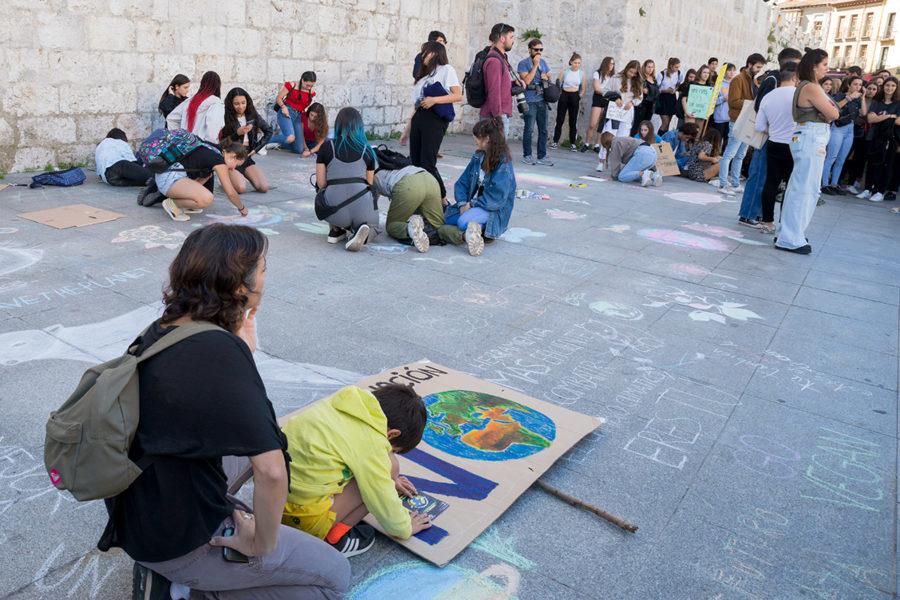 Protesta histórica por el clima - Imagen-14