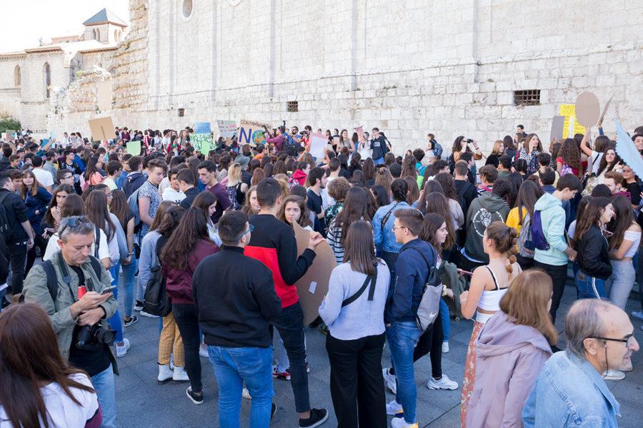 Protesta histórica por el clima - Imagen-16