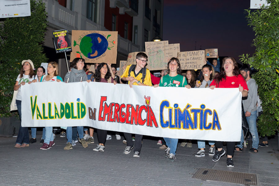 Protesta histórica por el clima - Imagen-22
