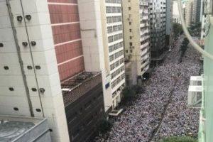 HONG KONG   Solidaridad con las movilizaciones en Hong Kong
