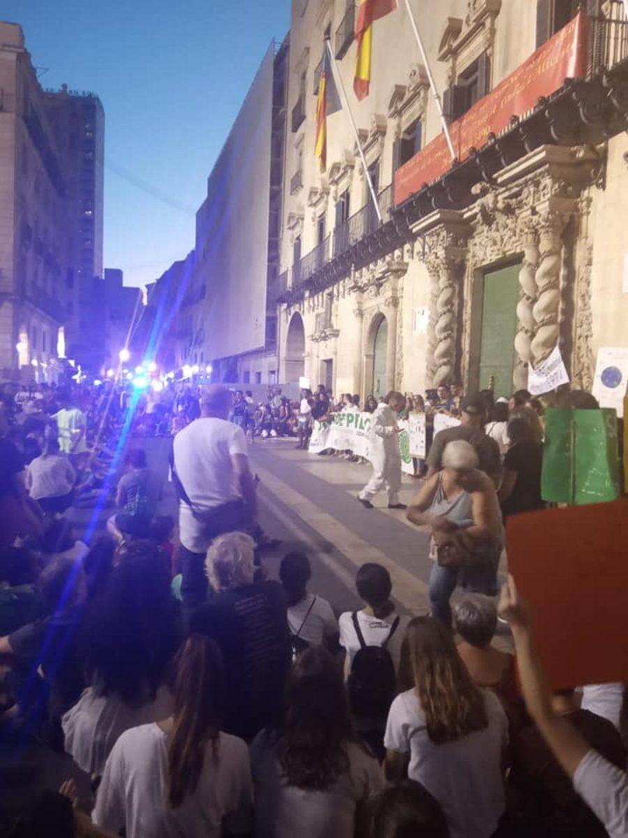 Protesta histórica por el clima - Imagen-31