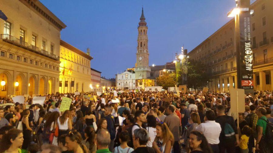 Protesta histórica por el clima - Imagen-25