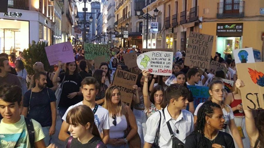 Protesta histórica por el clima - Imagen-26