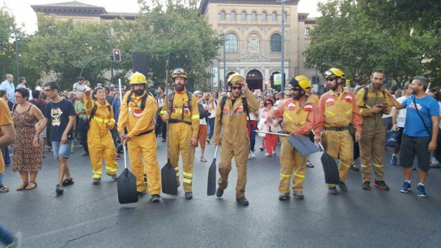 Protesta histórica por el clima - Imagen-27
