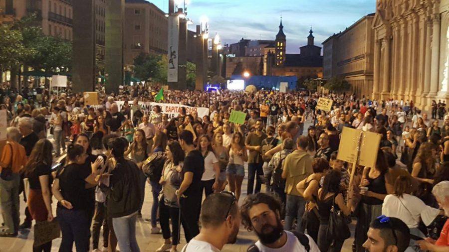 Protesta histórica por el clima - Imagen-28