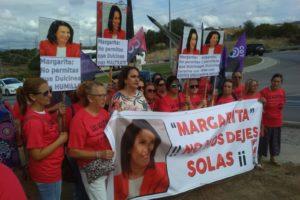 Las trabajadoras de la concesionaria Dulcinea piden a Margarita Robles que no permita más abusos laborales