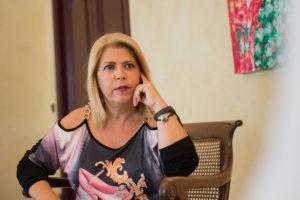 Mamen Sánchez pone en venta medio Ayuntamiento