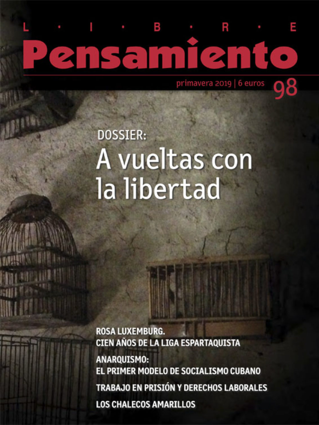 Libre Pensamiento nº 98, primavera 2019