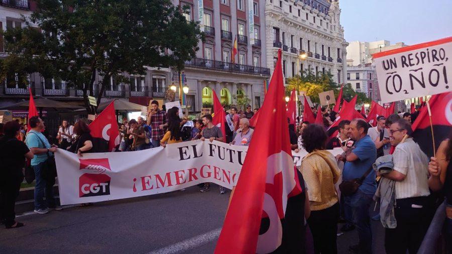 Protesta histórica por el clima - Imagen-32