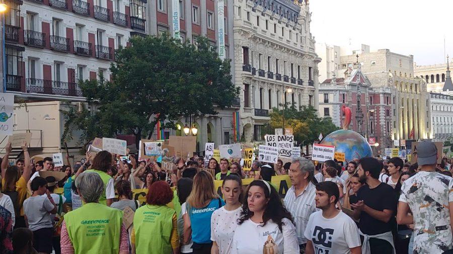 Protesta histórica por el clima - Imagen-33