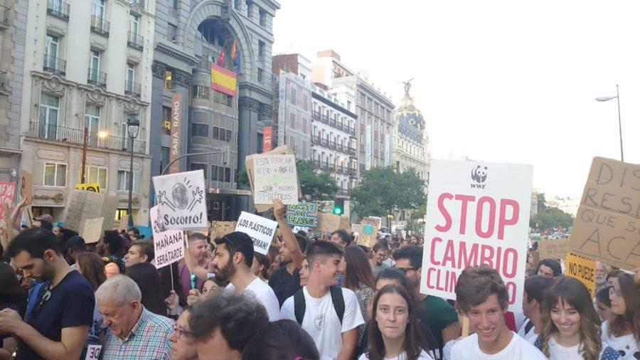 Protesta histórica por el clima - Imagen-34