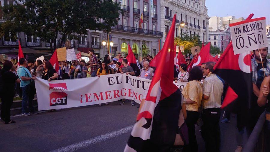 Protesta histórica por el clima - Imagen-37
