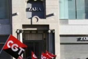 CGT Gana las elecciones en Zara y Lefties