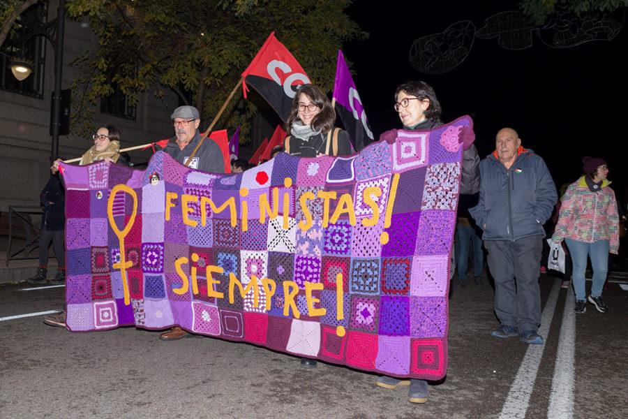 [Fotos] 25-N: Día Internacional contra las Violencias Machistas - Imagen-1