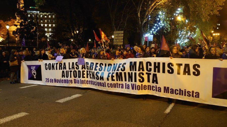 [Fotos] 25-N: Día Internacional contra las Violencias Machistas - Imagen-17