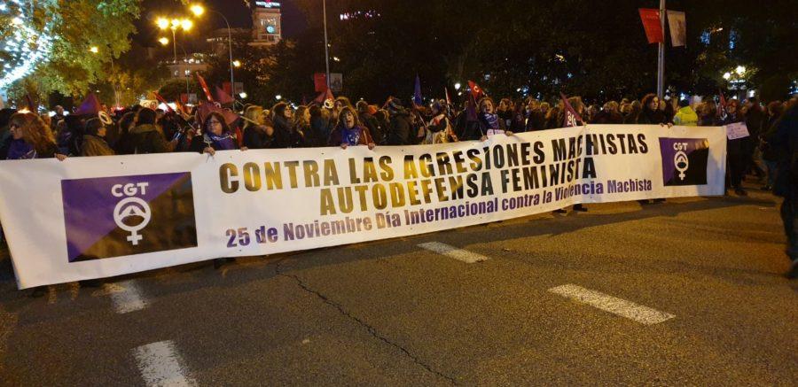 [Fotos] 25-N: Día Internacional contra las Violencias Machistas - Imagen-16