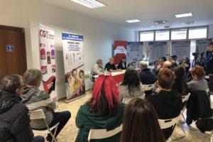 Nuevo sindicato de la CGT en Calatayud