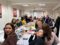 Celebrado el Encuentro Estatal de Secretarías de la Mujer y colaboradoras
