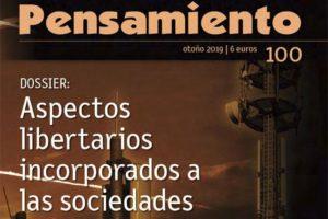 Libre Pensamiento nº 100, otoño 2019