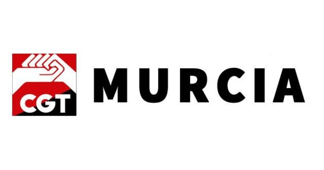 CGT Región Murciana denuncia la imprudencia de Delegación de Gobierno y Consejería de Transportes de Murcia