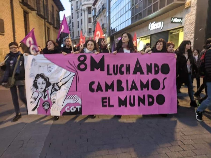 8 de marzo de 2020 – Día Internacional de la Mujer Trabajadora (Fotos) - Imagen-27