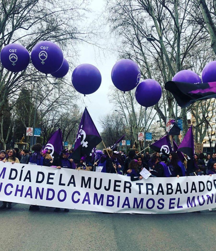 8 de marzo de 2020 – Día Internacional de la Mujer Trabajadora (Fotos) - Imagen-44
