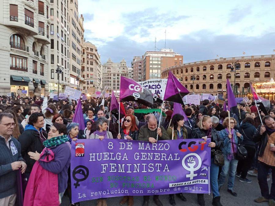 8 de marzo de 2020 – Día Internacional de la Mujer Trabajadora (Fotos) - Imagen-6