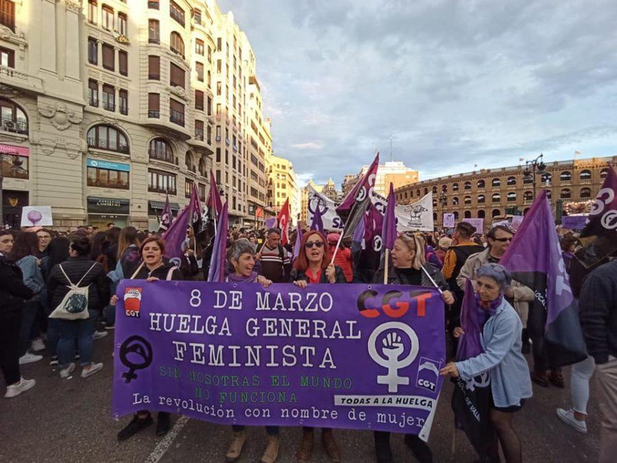 8 de marzo de 2020 – Día Internacional de la Mujer Trabajadora (Fotos) - Imagen-7
