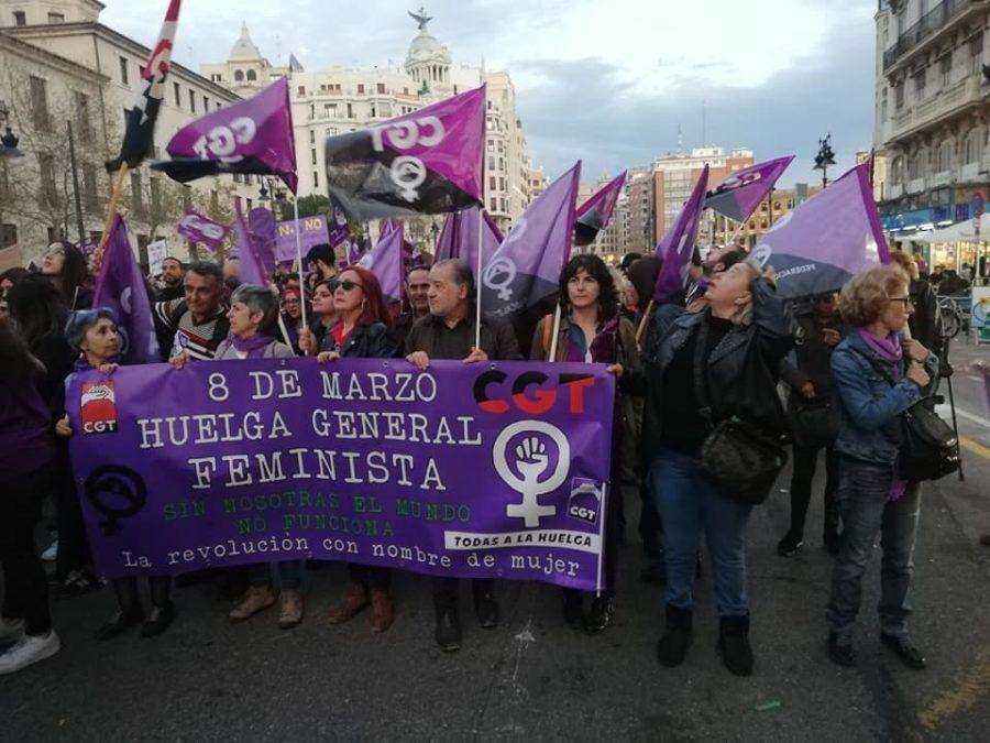 8 de marzo de 2020 – Día Internacional de la Mujer Trabajadora (Fotos) - Imagen-8