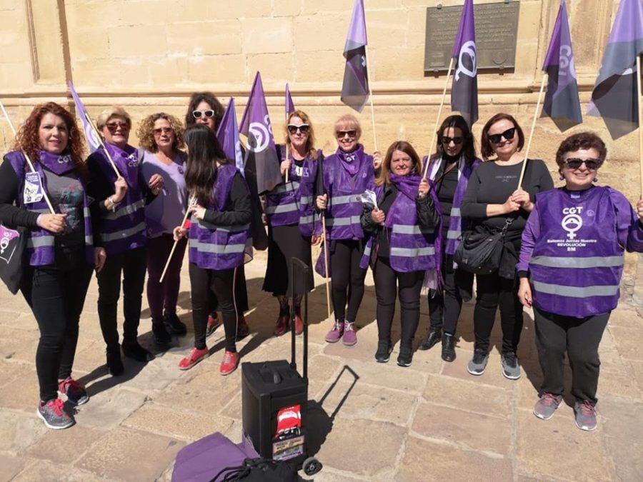 8 de marzo de 2020 – Día Internacional de la Mujer Trabajadora (Fotos) - Imagen-16