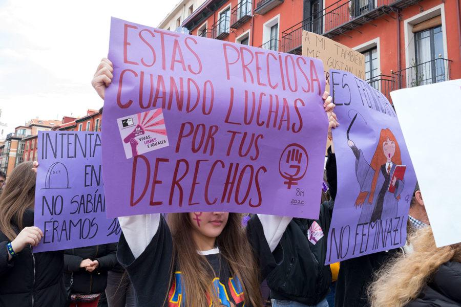 8 de marzo de 2020 – Día Internacional de la Mujer Trabajadora (Fotos) - Imagen-31