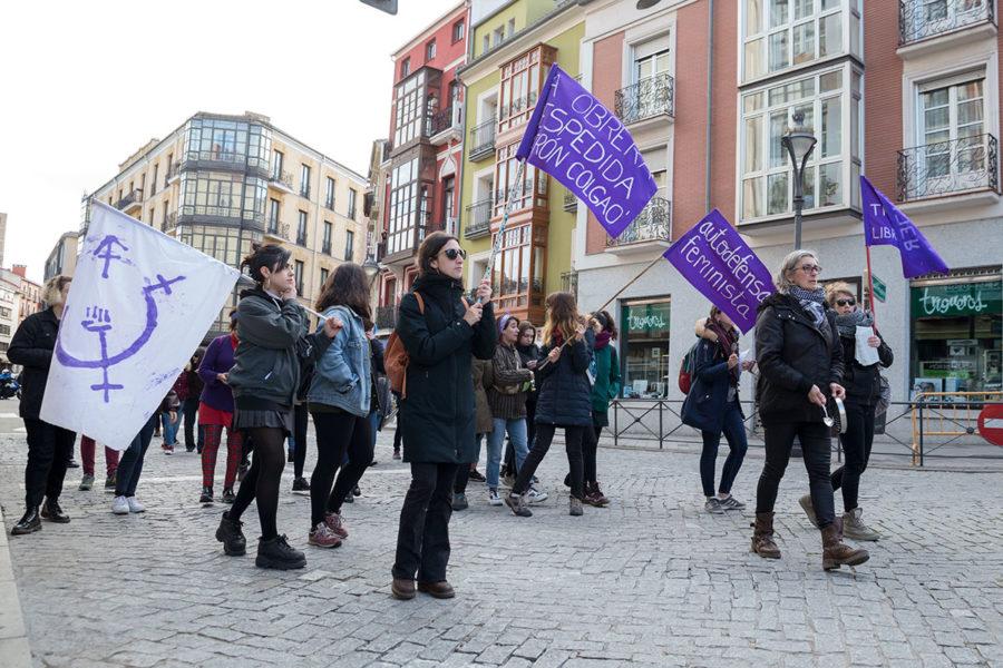 8 de marzo de 2020 – Día Internacional de la Mujer Trabajadora (Fotos) - Imagen-34